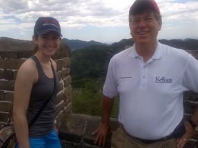 Fun at the Great Wall!