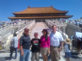 Tour of the Forbidden City in Beijing