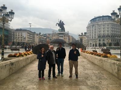 Mr H in Skopje (2)
