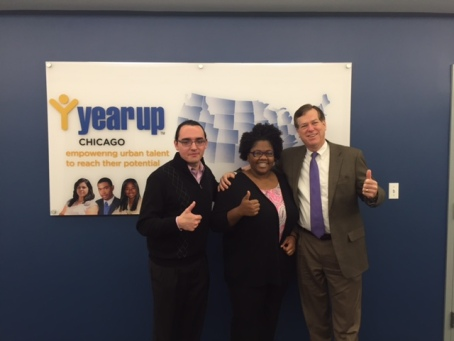 picture at YearUp